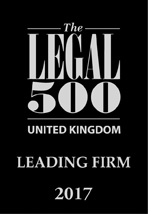 Macdonald Henderson the Legal 500 logo