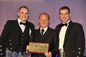 Macdonald Henderson Sweeps The Board at the Law Awards - Click for larger version