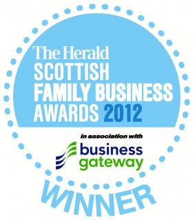 Family Business Awards Winner