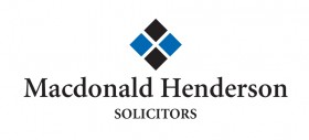 Macdonald Henderson Secures Legal Panel Appointments - 2nd June 2015 - Click for larger version