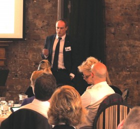 Macdonald Henderson Presents at the Business Journey - 25th August 2015 - Click for larger version