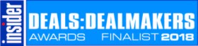 Macdonald Henderson Shortlisted as Legal Advisor of the Year for Deal & Dealmakers – 5th July 2018 - Click for larger version