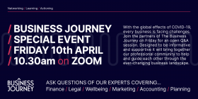 Business Journey Special Event - 10 April 2020 - Click for larger version
